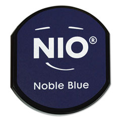 NIO® Ink Pad for NIO Stamp with Voucher, Noble Blue