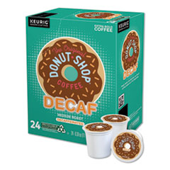 The Original Donut Shop® Donut Shop Decaf Coffee K-Cups, 24/Box