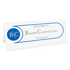 C-Line® Tent Card Holders