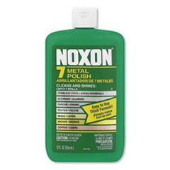 Noxon® Metal Polish, Liquid, 12 oz Bottle, 8/Carton