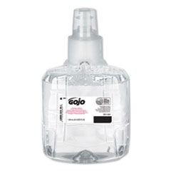 GOJO® Clear and Mild Foam Handwash Refill, Fragrance-Free, 1,200 mL Refill, 2/Carton