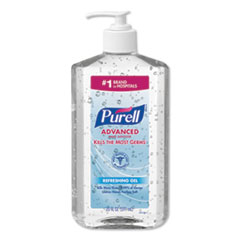 PURELL® Advanced Hand Sanitizer Refreshing Gel