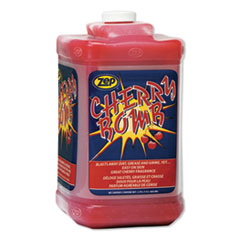 Zep® Cherry Bomb Hand Cleaner, Cherry Scent, 1 gal Bottle
