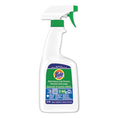 Tide® Professional™ Multi Purpose Stain Remover, 32 oz Trigger Spray Bottle, 9/Carton