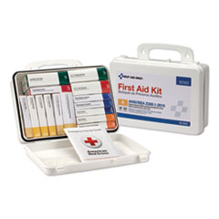 First Aid Only™ Unitized ANSI Class A Weatherproof First Aid Kit for 25 People, 16 Units