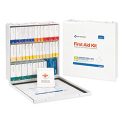 First Aid Only™ Unitized ANSI Compliant Class B Type III First Aid Kit for 100 People, 54 Units