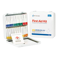 First Aid Only™ Unitized ANSI Class A Weatherproof First Aid Kit for 50 People, 24 Units