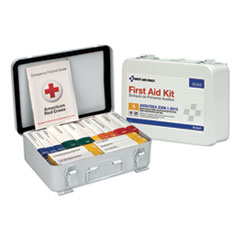 First Aid Only™ Unitized ANSI 2015 Compliant First Aid Kit