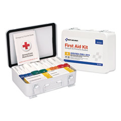 First Aid Only™ Unitized ANSI Compliant Class A Type III First Aid Kit for 25 People, 16 Units