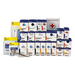 First Aid Only™ Large ANSI Class A+ SmartCompliance Food Service Refill Pack, 260 Pieces