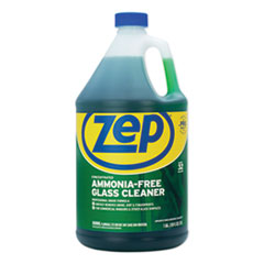 Zep Commercial® Ammonia-Free Glass Cleaner, Pleasant Scent, 1 gal Bottle