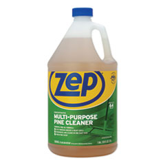 Zep Commercial® Pine Multi-Purpose Cleaner, Pine Scent, 1 gal, 4/Carton