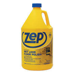 Zep Commercial® Wet Look Floor Polish