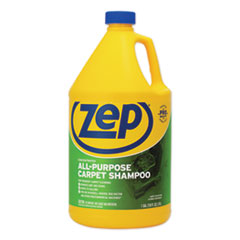 Zep Commercial® Concentrated All-Purpose Carpet Shampoo, Unscented, 1 gal Bottle