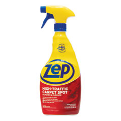 Zep Commercial® High Traffic Carpet Cleaner, 32 oz Spray Bottle