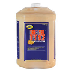 Zep Commercial® Original Orange Industrial Hand Cleaner, Orange, 1 gal Bottle, 4/Carton