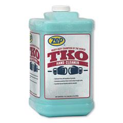 Zep® TKO Hand Cleaner, Lemon Lime Scent, 1 gal Bottle