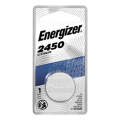 Energizer® 2450 Lithium Coin Battery, 3V