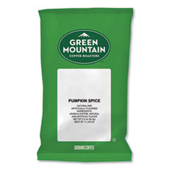 Green Mountain Coffee® Pumpkin Spice Coffee Fraction Packs, 2.2 oz, 50/Carton
