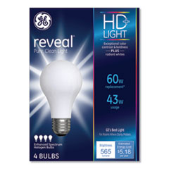 GE Reveal® A19 Light Bulb