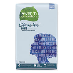 Seventh Generation® Chlorine-Free Pads