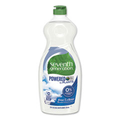 Seventh Generation® Natural Dishwashing Liquid