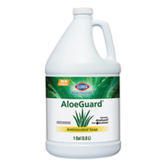 Clorox® Healthcare® AloeGuard® Antimicrobial Soap, Aloe Scent, 1 gal Bottle, 4/Carton
