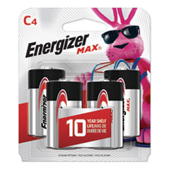Energizer® MAX® Alkaline C Batteries