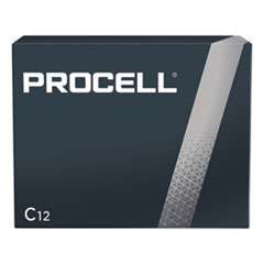 Procell® Alkaline C Batteries, 12/Box