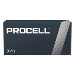 Procell® Alkaline 9V Batteries, 12/Box