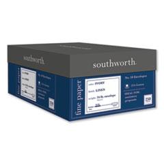 Southworth® 25% Cotton Linen #10 Envelope