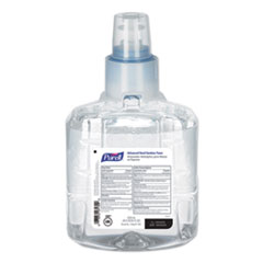 PURELL® Advanced Foam Hand Sanitizer, LTX-12, 1200 mL Refill, Clear