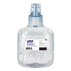 PURELL® Green Certified Advanced Refreshing Gel Hand Sanitizer, For LTX-12, 1,200 mL, Fragrance-Free
