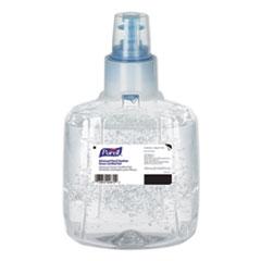 PURELL® Green Certified Advanced Refreshing Gel Hand Sanitizer, For LTX-12, 1,200 mL, Fragrance-Free, 2/Carton