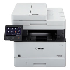 Canon® imageCLASS MF448dw Black and White Compact Multifunction Printer, Copy/Fax/Print/Scan