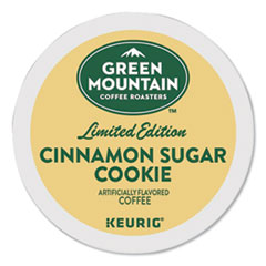 Green Mountain Coffee® Cinnamon Sugar Cookie Coffee K-Cups, 24/Box