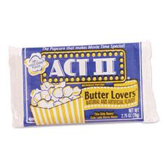 ACT II® Microwave Popcorn