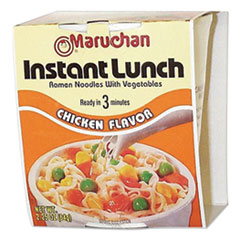 Maruchan® Instant Lunch, Chicken, 2.25 oz Cups, 12/Carton