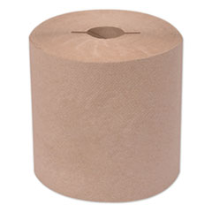 "Tork® Universal Hand Towel Roll, Notched, 7.5"" x 1,000 ft, Natural, 6 Rolls/Carton"