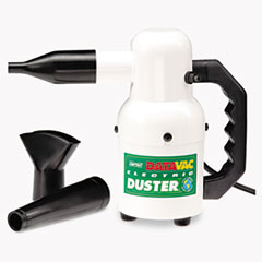 DataVac® Electric Duster Cleaner, Replaces Canned Air, Powerful and Easy to Blow Dust Off
