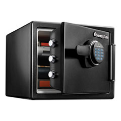 Sentry® Safe Water-Resistant Fire-Safe® with Digital Keypad Access