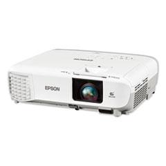 Epson® PowerLite 107 XGA 3LCD Projector, 3,500 Lumens, 1024 x 768 Pixels, 1.2x Zoom