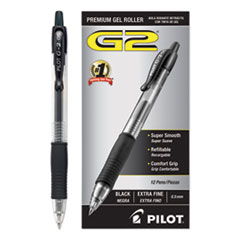 Pilot® G2® Premium Retractable Gel Ink Pen