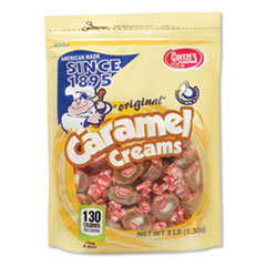 Goetze's Original Caramel Creams, 3 lb Bag