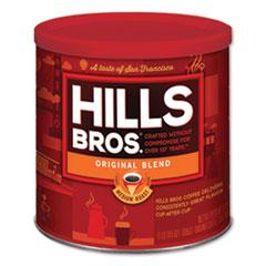Hills Bros.® Original Blend Coffee, 30.5 oz Can