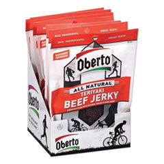 Oberto® All Natural Beef Jerky