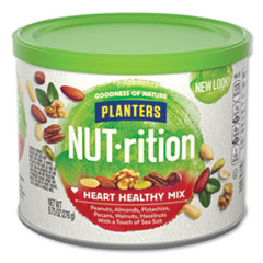 Planters® NUT-rition Heart Healthy Mix, 9.75 oz Can