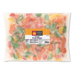 Snack Jar™ Fruit Slices, Assorted, 3.4 lb Bag, Approximately 125 Pieces