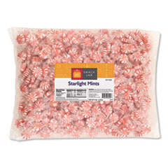Snack Jar™ Starlight Mints, 5 lb Bag, Approximately 425 Pieces