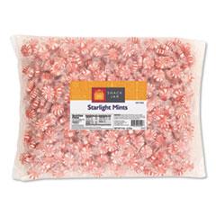 Snack Jar™ Starlight Mints, 5 lb Bag, Approximately 425 Pieces